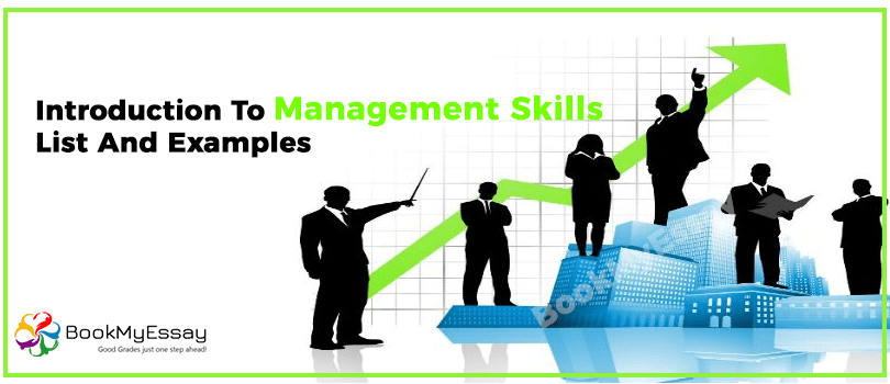 introduction to management skills  u2013 list and examples