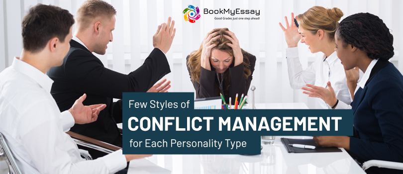 Conflicts Management Assignment Help